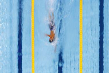 Eduardo Cisternas bate el récord nacional de los 400 metros libres en Tokio
