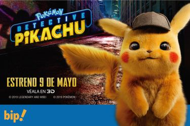 El Detective Pikachu llega al Metro de Santiago con nuevas Tarjetas Bip!