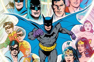 La nueva propuesta para la continuidad de DC Comics quiere justificar la edad de sus héroes sin prescindir de nada