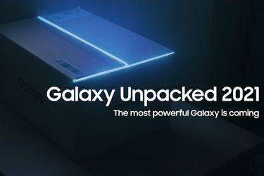 Samsung realizará un nuevo Galaxy Unpacked a fines de abril