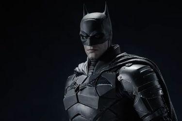 Aprecien los detalles del traje de Robert Pattinson con esta nueva estatua de The Batman
