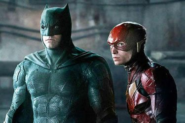 Ben Affleck volverá a interpretar a Batman en la película de The Flash
