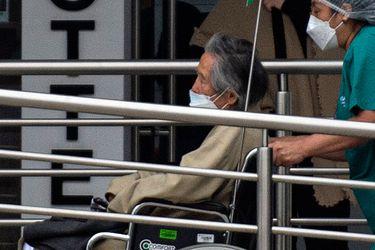 Expresidente peruano Alberto Fujimori se encuentra en la UCI tras sorpresiva intervención cardíaca