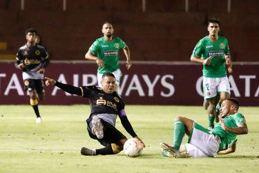 Equipos chilenos han ganado siete de 12 llaves directas ante escuadras de Perú en torneos Conmebol