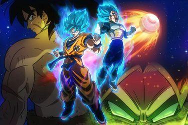 Se conocen algunas de las escenas que quedaron fuera de Dragon Ball Super: Broly