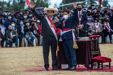 Perú: Pedro Castillo designa a Guido Bellido como jefe de gabinete
