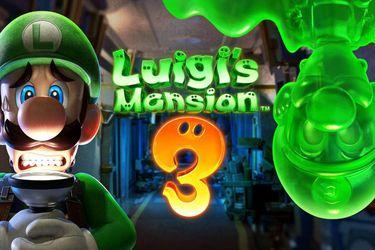 Luigi's Mansion 3 anuncia su fecha de estreno