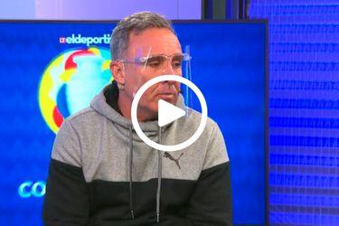 Marcelo Espina El Deportivo Copa América