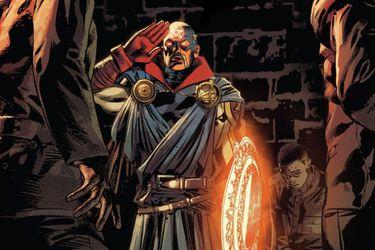 Marvel fusionó a sus héroes para dar rienda suelta a Infinity Warps