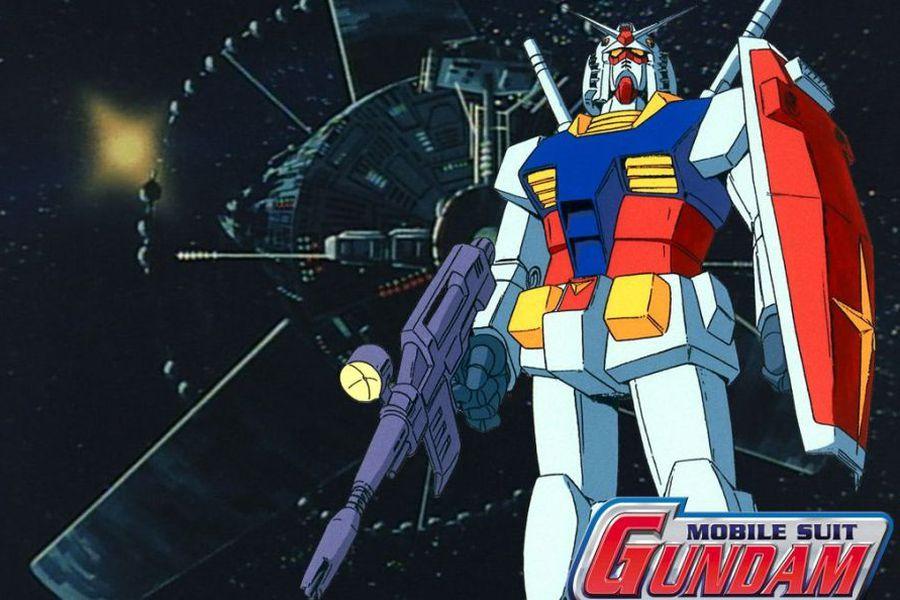 RX-78 Robot Gundam