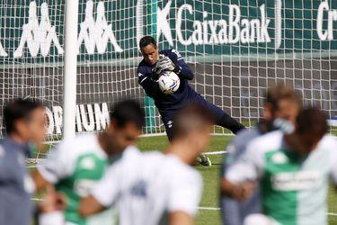 """Claudio Bravo: """"Si no hubiese tenido un contrato de dos años, mi carrera se acababa en el City"""""""