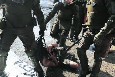 Fiscalía cifra en 8.827 las víctimas de violencia institucional en la crisis