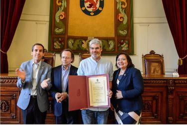 Juan Cristóbal Guarello, Sol Serrano y Camilo Marks entre los Premios Municipales de Literatura 2019