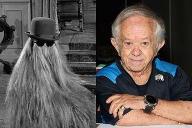 Ha muerto Felix Silla, el actor detrás del Tío Cosa en Los Locos Addams