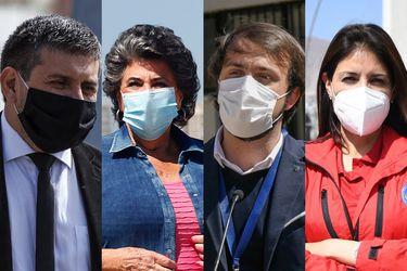 Alcaldes bajo tensión: Los requerimientos de destitución que enfrentan jefes comunales de cuatro municipios emblemáticos