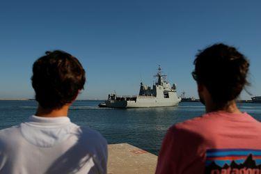El rescate de los migrantes a bordo del Open Arms en imágenes