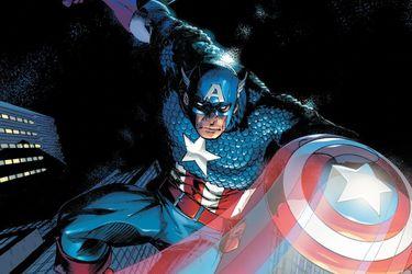 capitan america #13