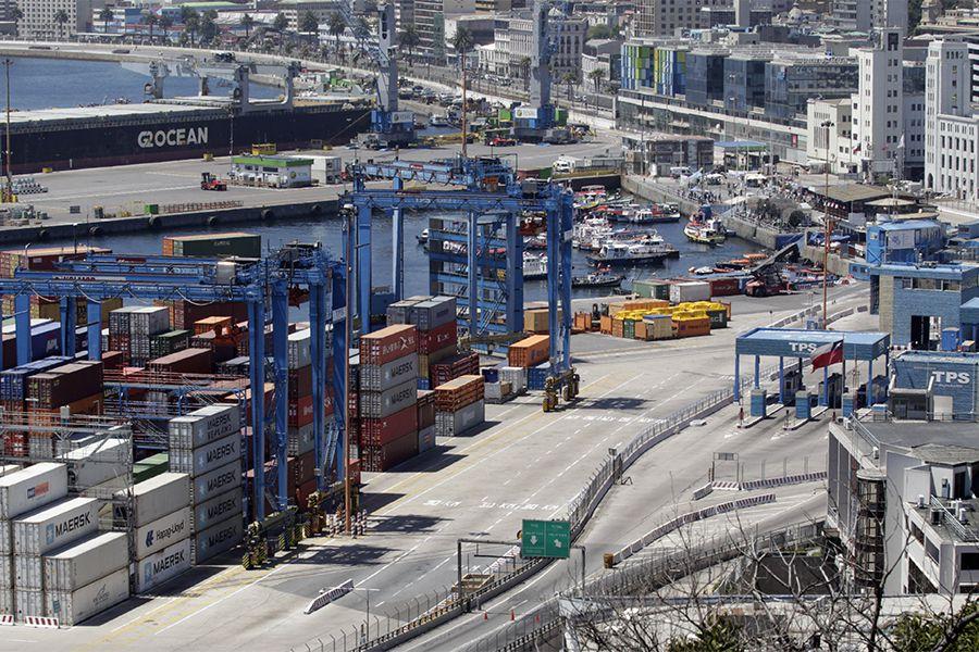 VALPARAISO: Septimo dia de paro portuario