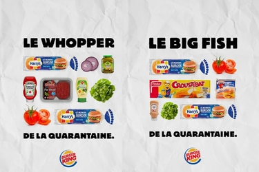 Burger King reveló las recetas de sus hamburguesas para replicarlas durante la cuarentena