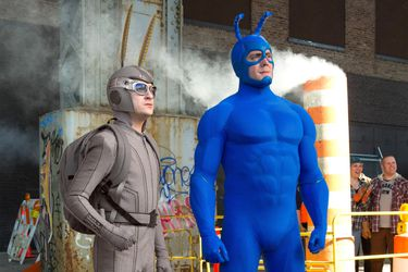 Amazon canceló The Tick después de dos temporadas