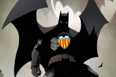 La batalla legal entre Batman y el Valencia C.F. tiene un nuevo capítulo