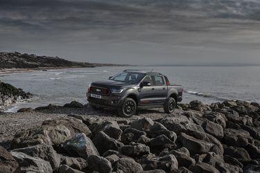 Ford introduce la pick-up Ranger Thunder de edición limitada