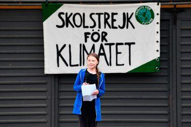 """Greta Thunberg: una de las """"favoritas"""" para el premio Nobel de la Paz que se entrega este viernes"""