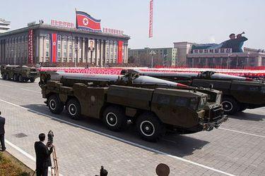 Corea del Norte realiza nueva prueba de misiles