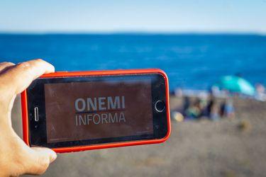 Cancelan estado de precaución por tsunami menor para todo el territorio nacional