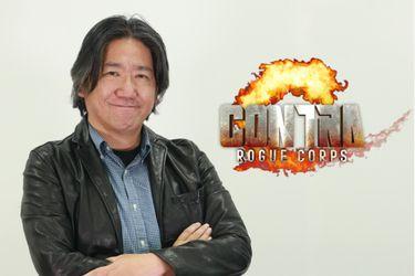 """Nobuya Nakazato sobre Contra Rogue Corps: """"Tiene todo lo que un fan de la acción quiere"""""""