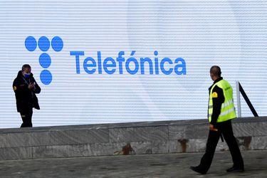 Telefónica registra ganancias históricas en el segundo trimestre, pero sus ingresos anotan leve baja