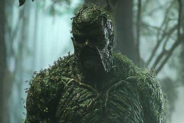 The CW se quedó con los derechos de Swamp Thing