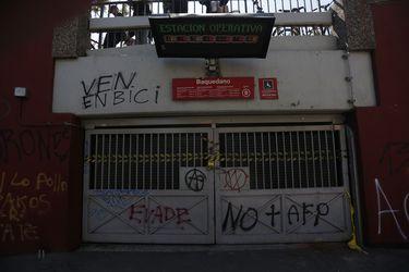 Fiscalía solicitó audiencia de sobreseimiento definitivo en caso por supuesto centro de tortura en estación Baquedano