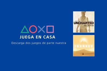 """Playstation te regalará videojuegos con su nueva iniciativa """"Juega en Casa"""""""