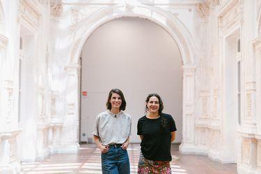 """Serigrafía del Palacio Pereira: """"Todo el trabajo ha sido hecho por maestros y artistas chilenos"""""""