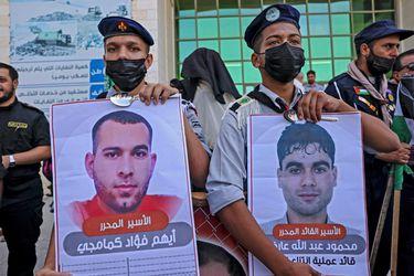 Policía israelí captura a dos de los seis presos palestinos fugados desde cárcel de alta seguridad