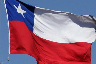 Bandera Chilena