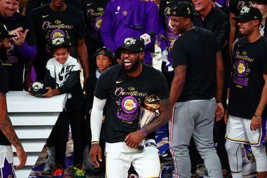 LeBron James, el Rey que pelea el trono de la NBA