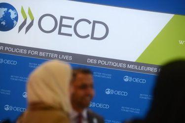 """Ocde desestima impacto del proceso constitucional en la reactivación económica, pero le """"preocupa"""" efecto del retiro del 10% en las pensiones"""