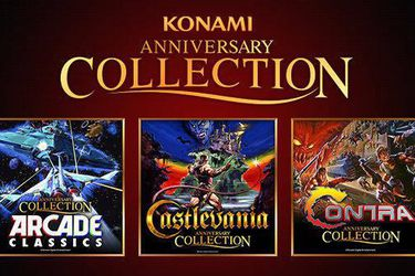 Konami anuncia colecciones de Castlevania, Contra y clásicos de Arcade