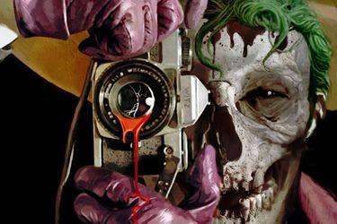 Una portada variante de DCeased habría plagiado la foto de un cosplayer inspirada en TheKilling Joke