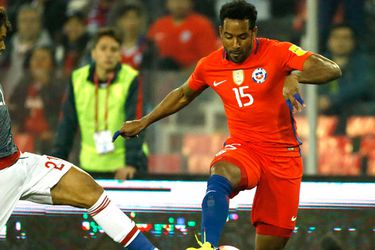 Chile, Paraguay, Jean Beausejour