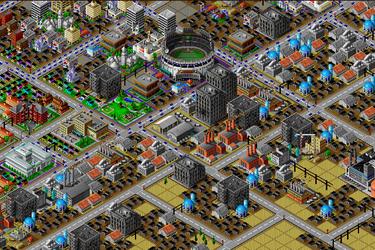Electronic Arts borra de Internet una versión abierta de SimCity 2000