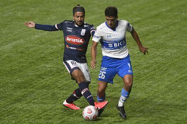 4 de 4: La UC tiene rendimiento perfecto ante Melipilla en San Carlos