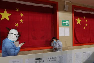 "Miembros del G7 denuncian campaña de desinformación intencional"" por parte de China sobre coronavirus"