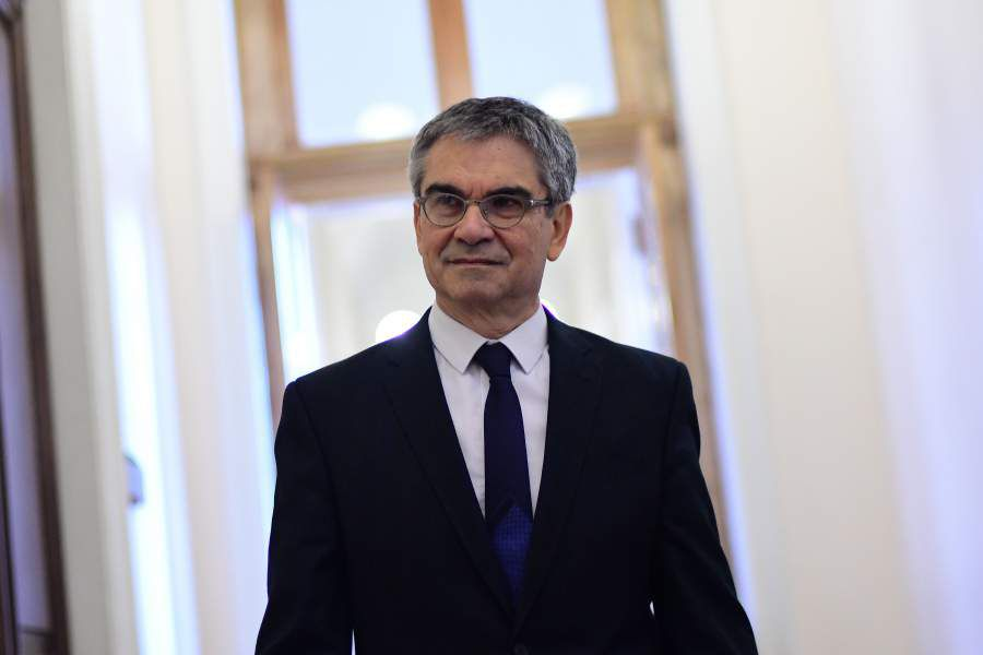 Banco Central, Mario Marcel