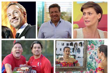 Rostros publicitarios en pandemia: suben fuerte Julio César Rodríguez y Martín Cárcamo, sigue cayendo Tonka Tomicic