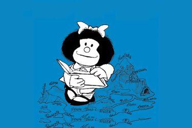 Columna de Bárbara Pezoa: Mi bisabuelo inspiró Mafalda