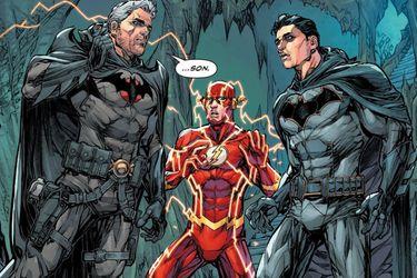 Thomas Wayne no aparecería en el guión para la película de The Flash