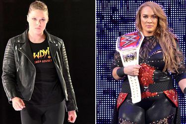 Ronda Rousey irá por el título de Nia Jax en Money in the Bank